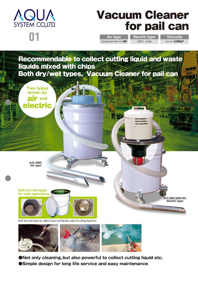 vacuum cleaner flyer