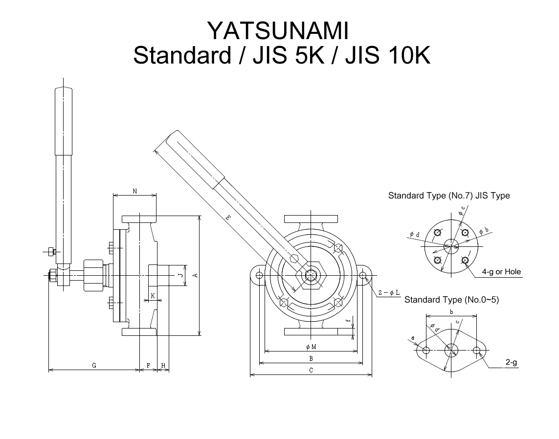 wing pump YATSUNAMI series